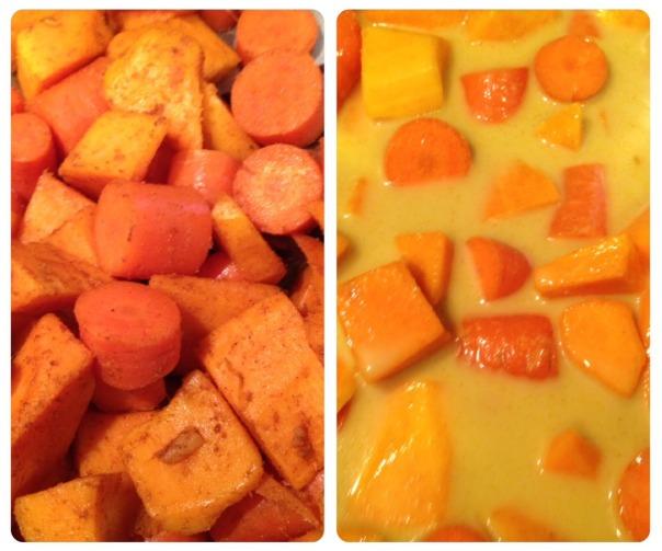 carrots&squash