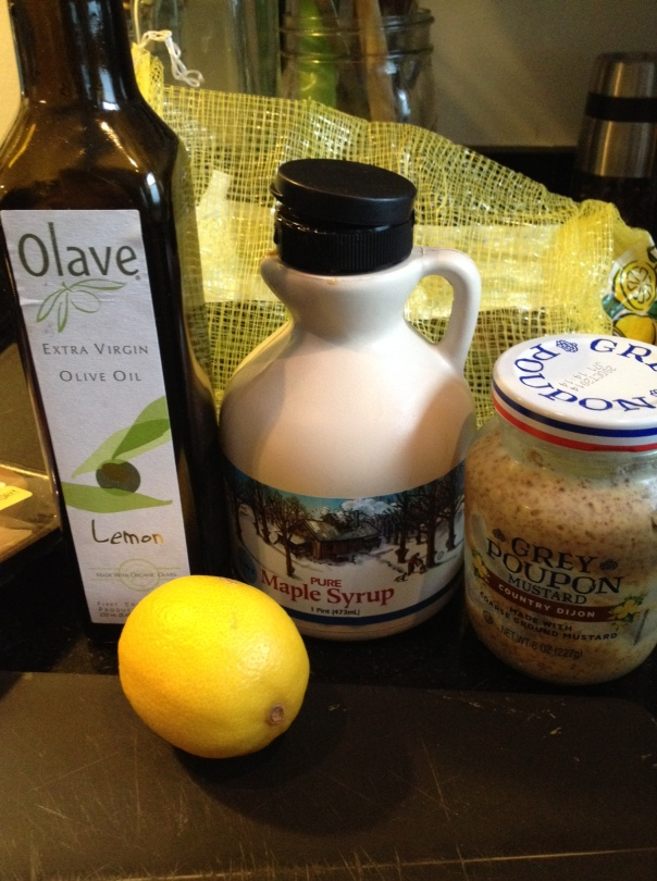 lemony chicken ingredients