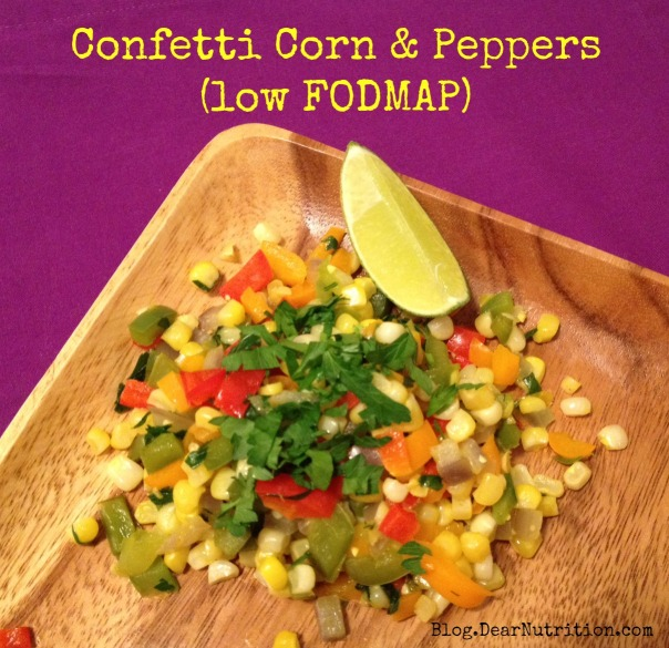 Confetti Corn & Peppers