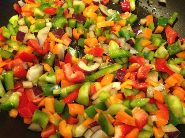 Confetti peppers