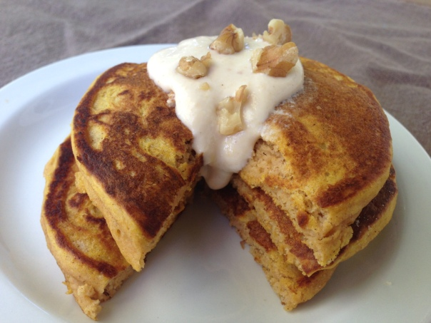 Pumpkin Pancakes 2